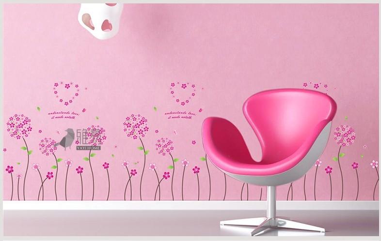 Creative romantic Pandora flower wall stickers Romantic wall stickers bedroom wall stickers living room wall stickers(China (Mainland))