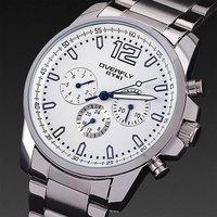 High Quality Luxury Fashion Mens Watch, Sport watch, 10M Waterproof, Stainless Steel Strap