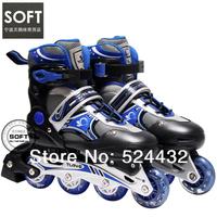 SOFT TE-771A Adult roller skates skating shoes in-line skate shoes adjustable