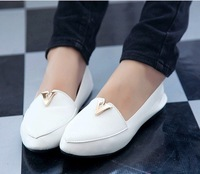 women  Princess Shoes Candy colors flats  nurse shoes woman round toe flexible driving walking loafer women sneakers
