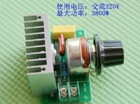 Freeshipping AC 220V 3800W SCR Voltage Regulator  1pcs/lot sample order