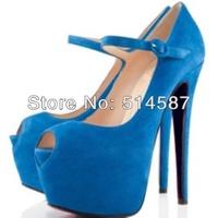 Женские ботинки Wedge boots velcro