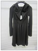Under the new dress dress $10 2014 European ladies fashion long-sleeved chiffon unlined upper garment