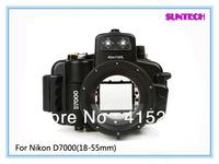 2014 News Diving camara house waterproof case pro underwater 40M camera bag for Nikon D7000