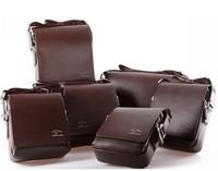 2014 Fashion Kangaroo Brand Men's Genuine PU Leather Crossbody Shoulder Messenger Bags,Hi Quality Mens Briefcase Handbag TC-DS01