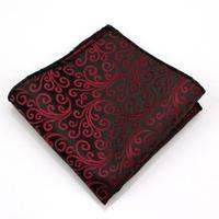 Commercial banquet xinclubna male suit shirt pocket towel squareinto chest towel handkerchief g23