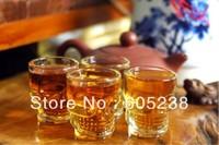 144pieces (36sets) Creative Doomed Crystal Skull Head Shot Glass mug Vodka Whiskey Wine Novelty Cup