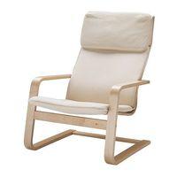 1 piece birch single sofa, armchair