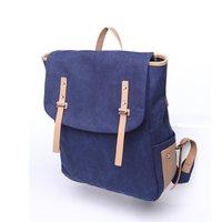 """Shisha Pangma"" New Fashion Pure Cotton Canvas Outer Backpack  14120033  33.0*39.0*12.0CM"