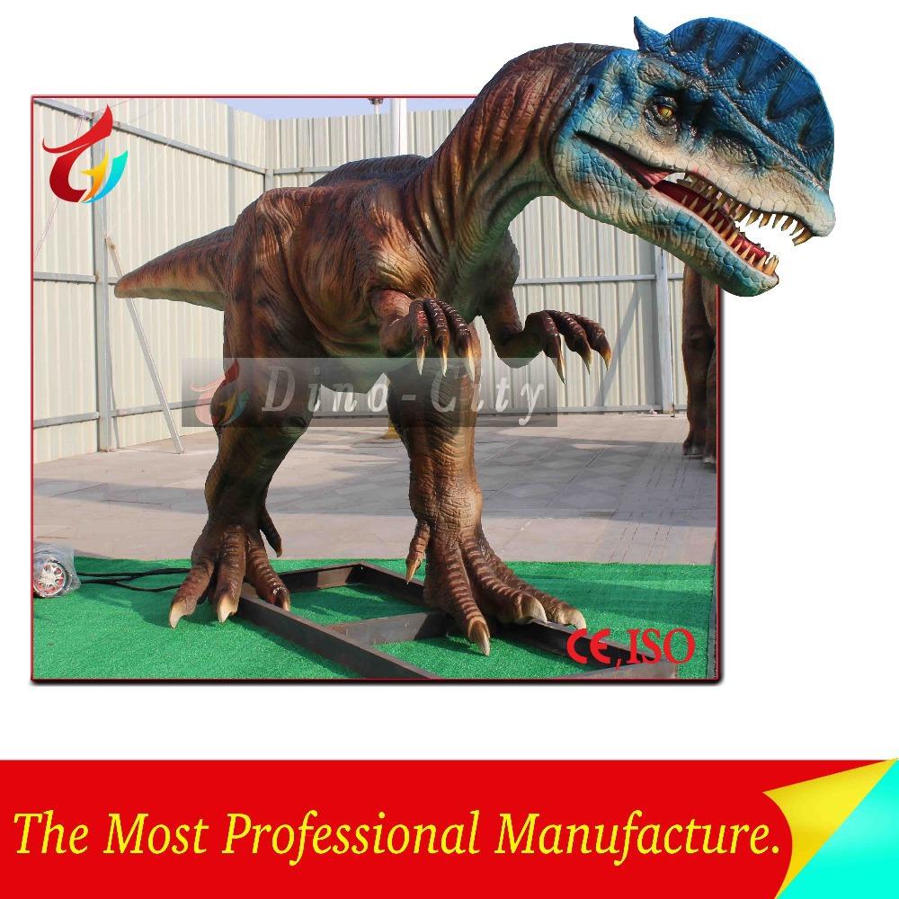 Amusement Park Decoration Animatronics Dinosaurs(China (Mainland))