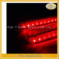 Suzuki SX4 LED Bumper  Light, Night Running Light ,Brake Light,Turning Light Function,Free Shipping!!!