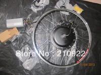 FREE SHIPPING 48V 1000W Electric Bike Conversion Kits DIY Ebikes Electric Bicycle Conversion Kits with 48V 10Ah li-ion battery