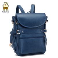 Backpack travel backpack large capacity preppystyle school bag vintage backpack 5022x