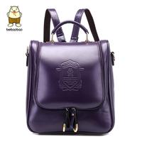 Male backpack women's handbag school bag casual laptop bag travel bag