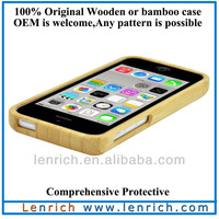 LPC1704  for iphone5c wood cover; new&hot selling for iphone 5c cover DHL Free shipping