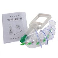 Vacuum cupping device 6 tank vacuum magnetic therapy vacuum tank cupping devices
