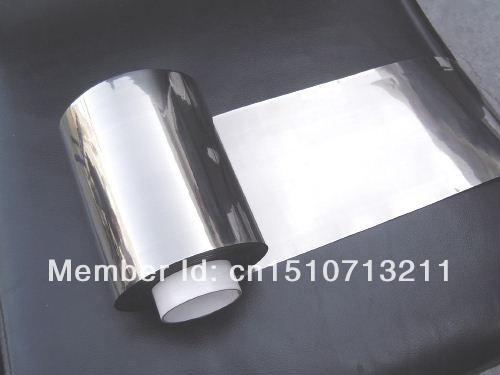 2014Hot sale Baoji Lifengyuan 0.125mm titanium foil for Chemical packing(China (Mainland))