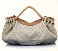 Brand OPPO 2014 fashion women handbags high quality designers shoulder bags for woman genuine PU leather organizer hobos tote