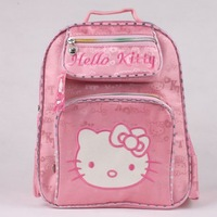 KT3576 New Fashion Cute Hello Kitty Bags For Kids Girls Pink Children Backpack School Bag,High Quality