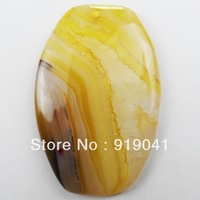 K1459 Free Shopping Beautiful Romantic Onyx Agate pendant bead 1pcs/lot