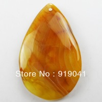 K1460 Free Shopping Beautiful Romantic Onyx Agate pendant bead 1pcs/lot