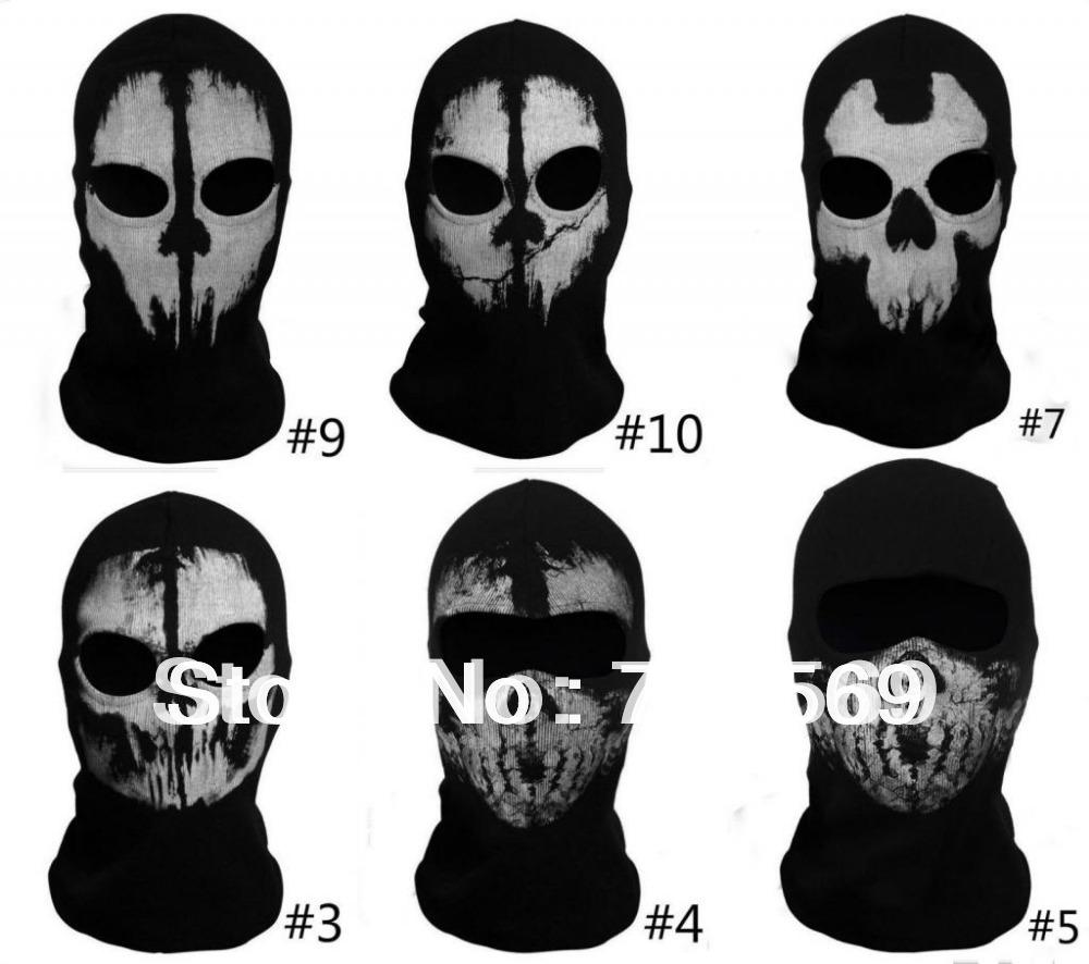 Merrick Ghost Mask - Most Popular Mask Design 2017