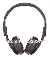 Top AAA quality music headphone/earphone/headset noise cancelling steel construction Free shipping with portable bag