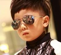 Super Children Star Mirror Lens Fashion Boy and Girl Cool Sunglasses Baby Glasses UV400 Free Shipping