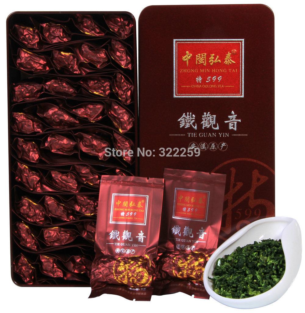 GREENFIELD 250g Specaily Grade Aroma Flavor 2015 FRESH Premium Organic Fujian Anxi Tie Guan Yin