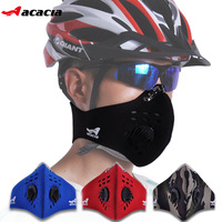 2014new arrive Acacia ride masks sports mask activated carbon bicycle face mask windproof pm2.5  free shipping