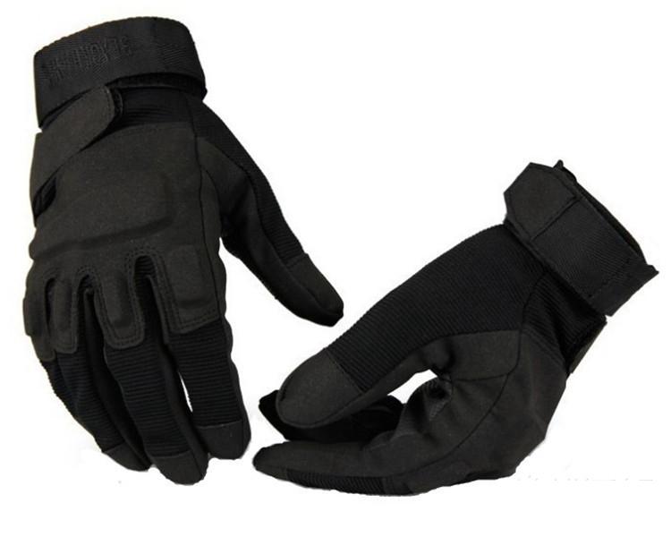 Новый 5pairs 3 цвета полный перчатки