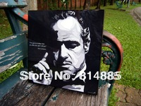 The Godfather Pop Art wall decor,100% Handmade Framed Pop Art Oil Painting On Canvas Wall Art Decoration PA005