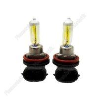 Hot H11 Head Light Bulb Golden Yellow 12V 55W 3000K for Car Halogen Xenon Kit
