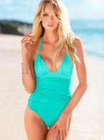 New 2014  sexy bikini swimwear second quarter of the brand  new piece swimsuit women bikinis outdoor fun & sports