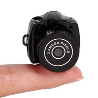 The Smallest Mini HD Digital DV Webcam Camera Video Recorder Camcorder 30fps FREE SHIPPING