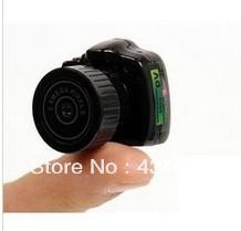 Smallest Mini HD Digital Camcorder DV DVR Hidden Cam Web(China (Mainland))