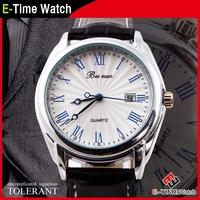 2014 New Brand Men Business Watch Leather Strap Watches Military Wristwatch Fashion Men's Sport Watch MN4811