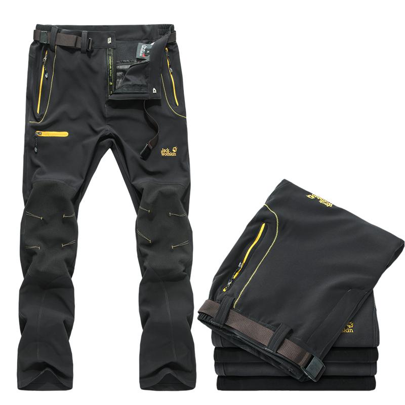 Mens Hiking Pants - Jack Font Men Font Trousers Font Hiking Font Breathable Sports