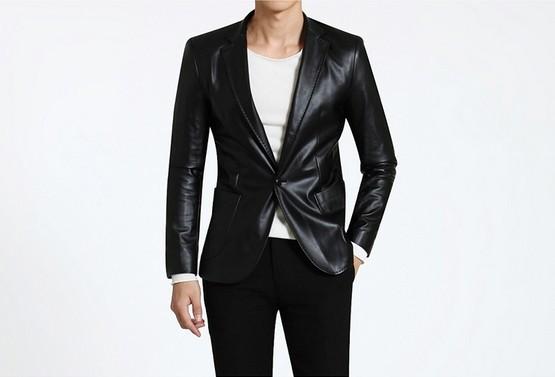 Mens Black Suit Coat | My Dress Tip