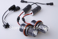 2x 10W Cree Angel Eyes LED Maker fit for BMW E39 E53 E60 E61 E63 E64 E66 Free shipping