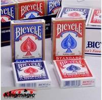 Original Bicycle Poker 1pcs price Red or Blue Bicycle Regular Playing Cards Rider Back 808& Standard Sealed Decks Free shipping