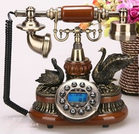 Flying plgeon antique telephone fashion phone vintage telephone caller id telephone