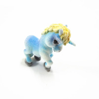 Cute pony doll  Jack-a-lent small decoration anime figure minis chromophous doll 5x4cm 100pcs/lot wholesale