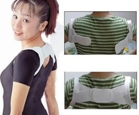 OPP bag package Back Posture Shoulder Support Band Belt Brace Corrector belt adult Cheast Belt free shipping