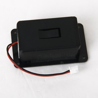 9V Battery Case Box Cover For Guitar Bass Ukulele