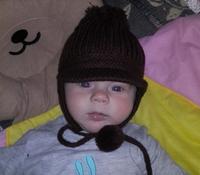 New 2014 Spring Children's Knitted Hats Boys Caps For Children Accessories Woolen Baby Girls Autumn Hat Beanie DropShopping  H34