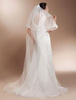cheap Wedding veils long veils cathedral length veil