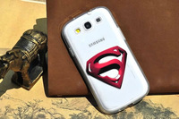 Superman PC Phone Case for Samsung Galaxy S3 I9300 tiz pug