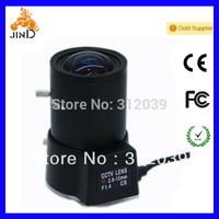 NEW!! Auto Iris Manual Vari-focal 2.8-12MM lens with DC driver, 2MP, CS mount (JD-2812D.IR)