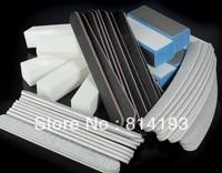 2014 Wholesale Professional New 40PCS Nail Art UV Gel Block Manicure Tools Sanding Files Buffer File Set